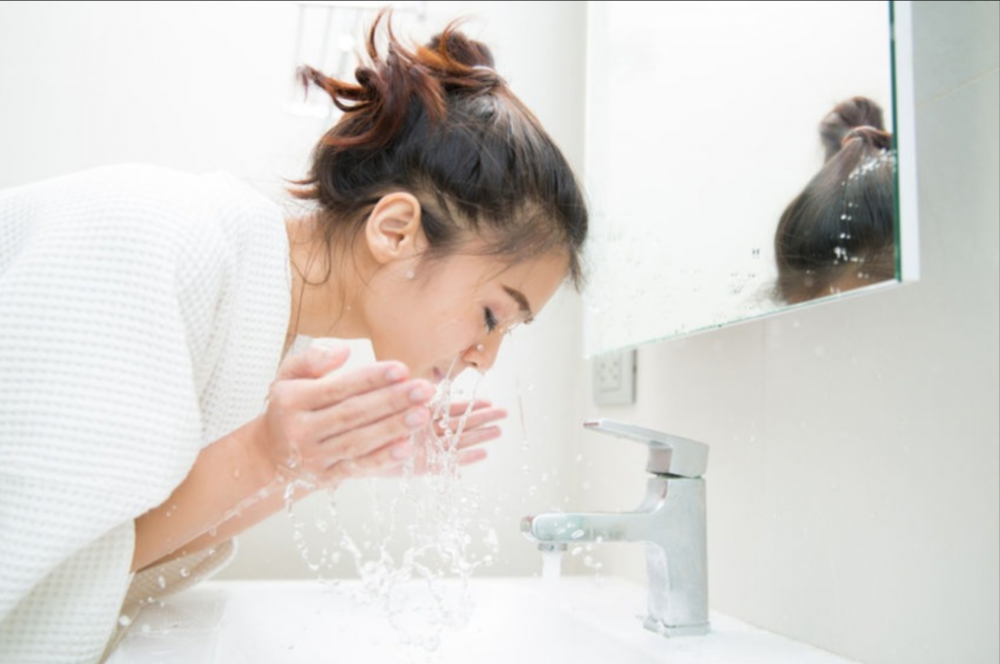 Awet Muda Dengan Memanfaatkan Mandi Menggunakan Air Hangat