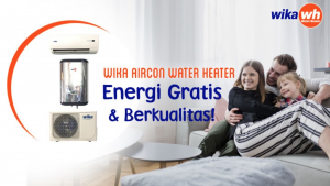 Review Lengkap Wika Aircon Water Heater
